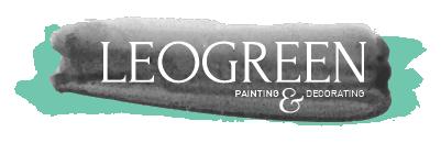 Leogreen Painting & Decorating Logo
